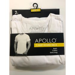 Apollo / 2 pk. T-Shirt Rund...