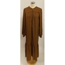 Vanting / Lang kjole 8699
