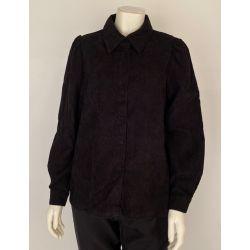 Vanting / Fløjl skjorte 8707