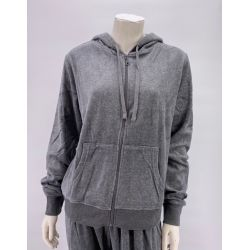 Emilia / Velour sweatshirt...