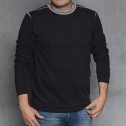 Kashmir / T- Shirt Sort B9939