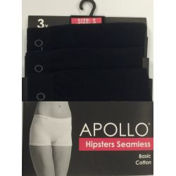 Apollo / Seamless Hipsters
